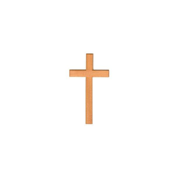 Kors i træ til ophængning på væg