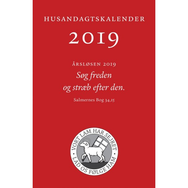 Husandagtskalender 2019