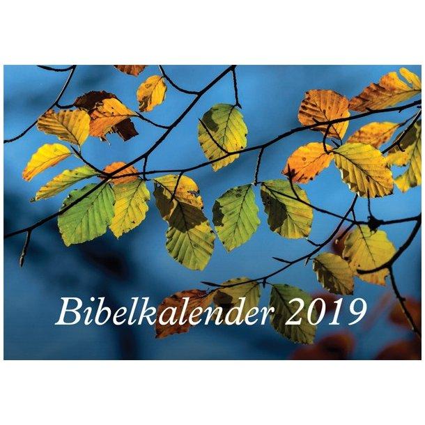 Bibelkalender 2019
