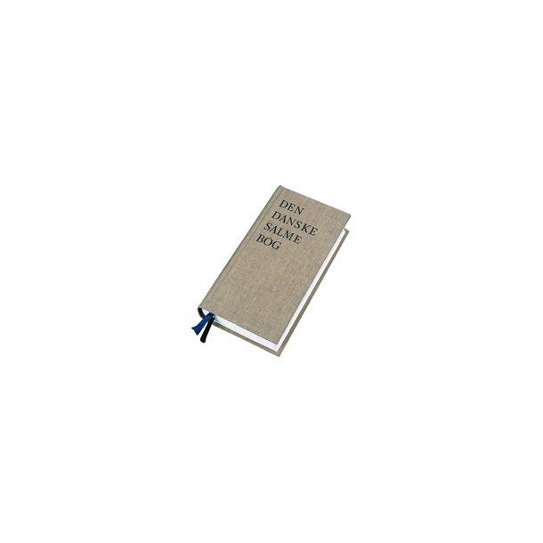 Salmebog i lærredsindbinding