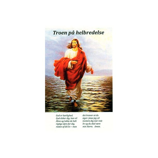 Postkort: Troen på helbredelse