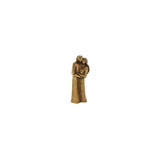 Kærlighed, figur i bronze