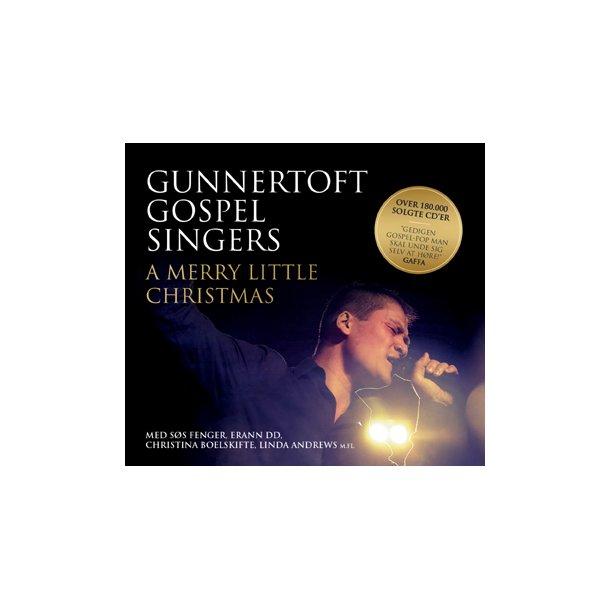 CD: A MERRY LITTLE CHRISTMAS