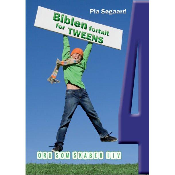 Biblen fortalt for tweens - 4, Ord som skaber liv