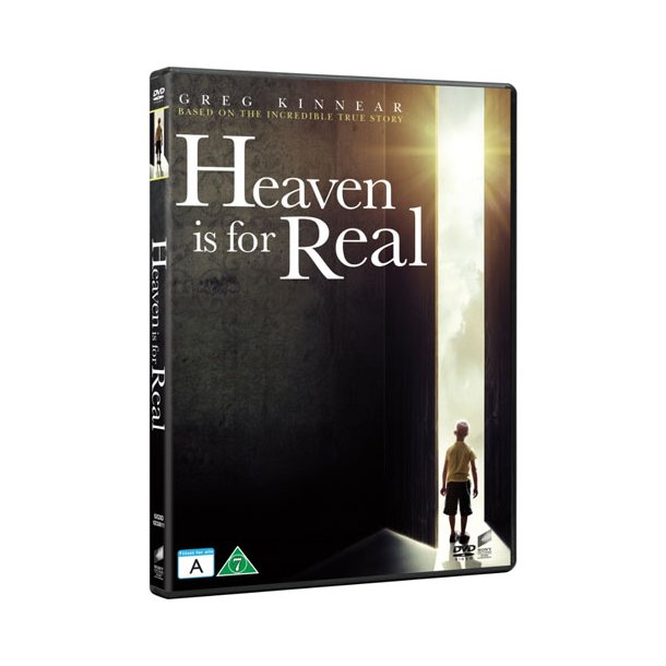 DVD: Himlen findes virkelig - Heaven is for Real