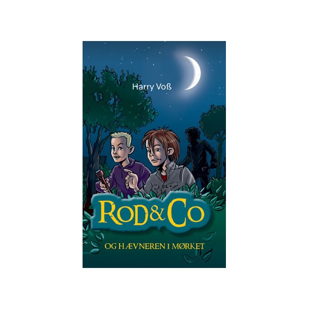 Rod & Co og hævneren i mørket (4)