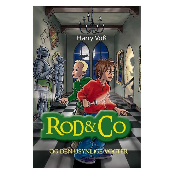 Rod & Co og den usynlige vogter (5)
