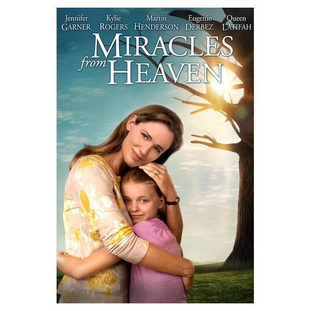 DVD: Miracles from Heaven