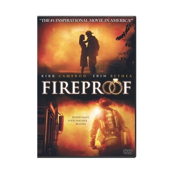 DVD: Fireproof