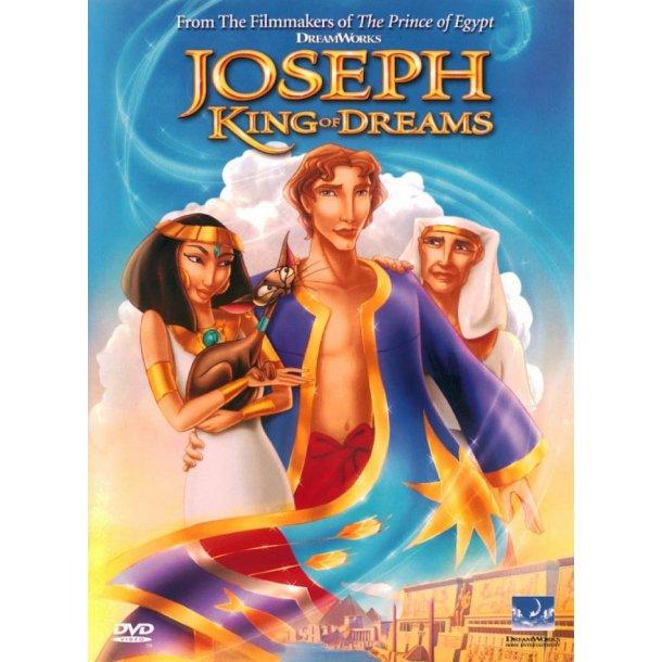 DVD: JOSEPH, King of Dreams