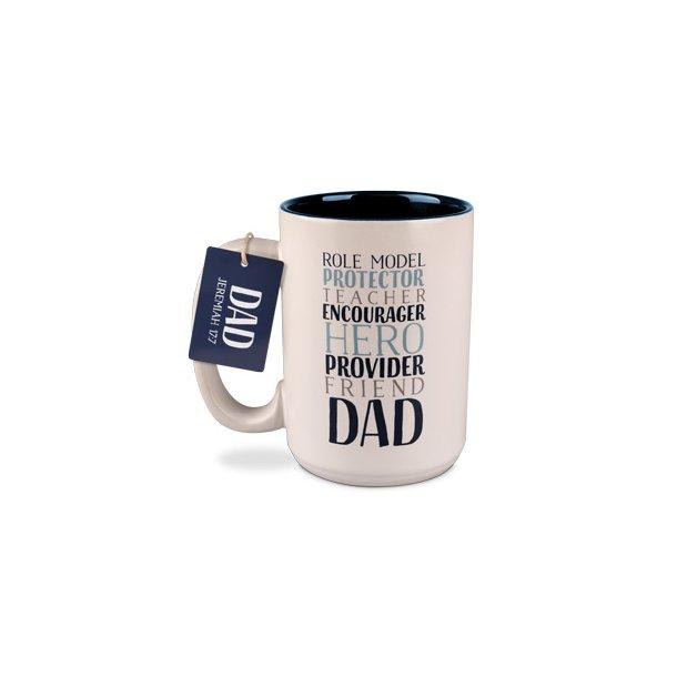 Krus: DAD, Role model
