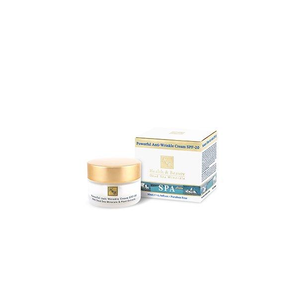 Ansigtscreme / anti skin age dagcreme