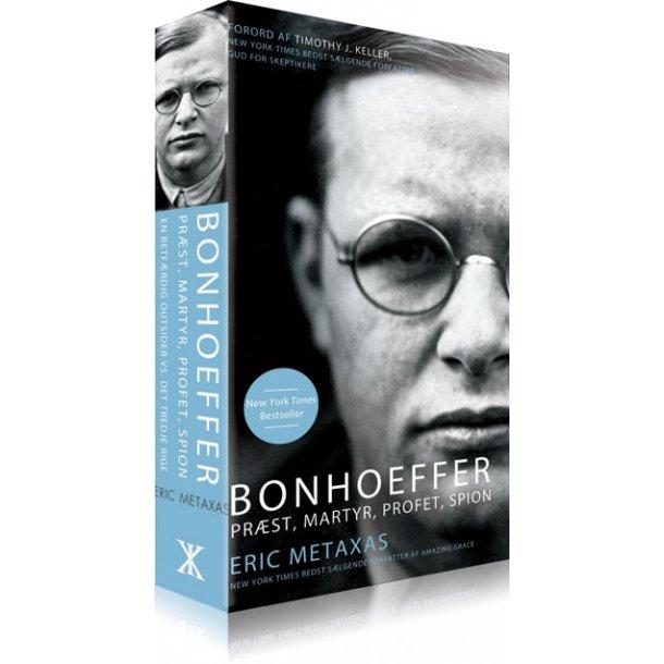 Bonhoeffer, præst, martyr, profet, spion