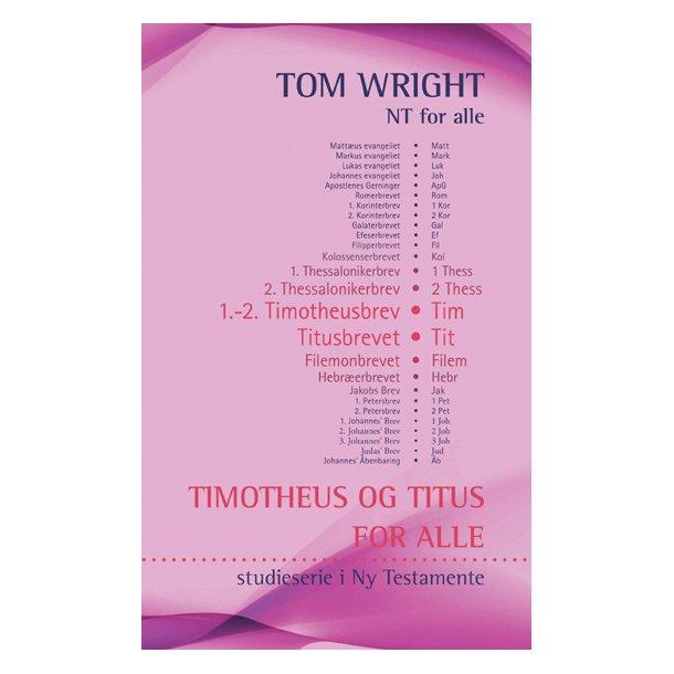 TIMOTHEUS-TITUS for alle