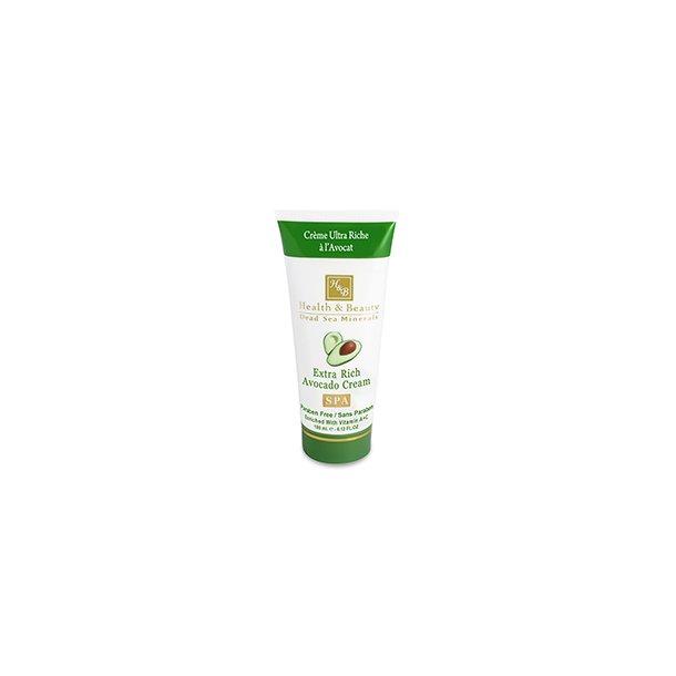Body-lotion med avocado