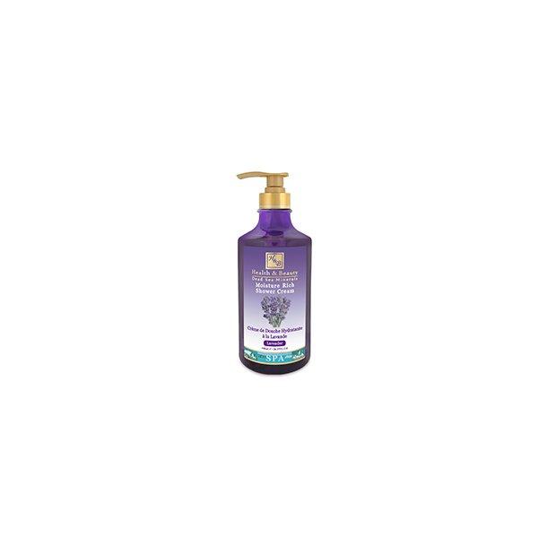 Body Shampoo med lavendel