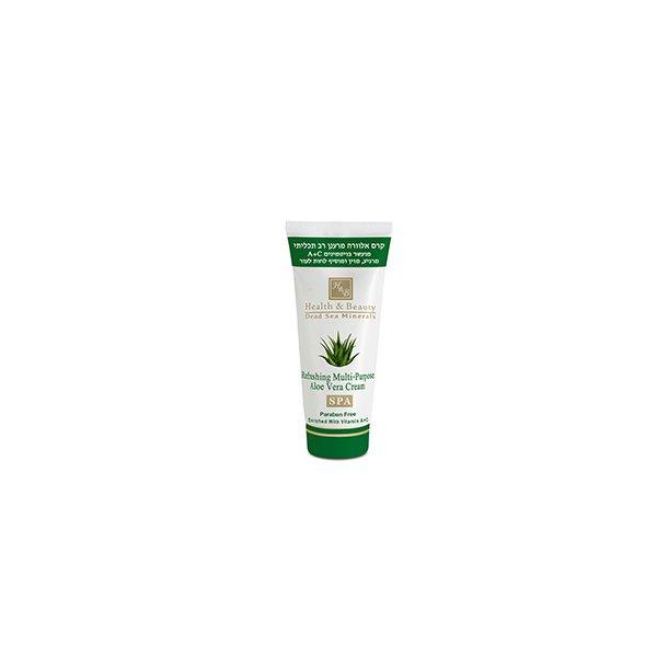 Body-lotion med Aloe Vera