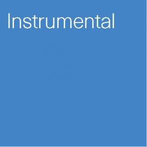 Instrumental musik